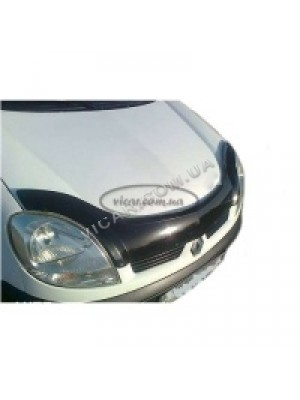 Дефлектор капота Renault Kangoo (2008...)