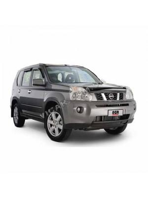 Дефлектор капота Nissan X-Trail (2007...)