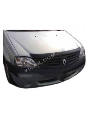 Дефлектор капота Dacia Logan (2005...)