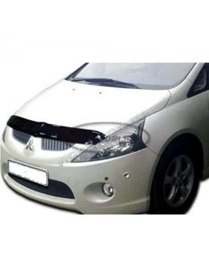 Дефлектор капота Mitsubishi Grandis (2004...)