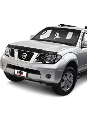 Дефлектор капота Nissan Patrol (05-10)