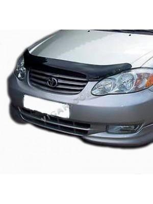Дефлектор капота Toyota Corolla (01-06)