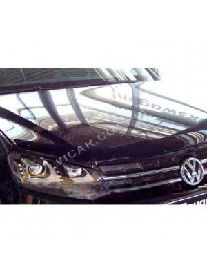 Дефлектор капота Volkswagen Touareg (2010...)