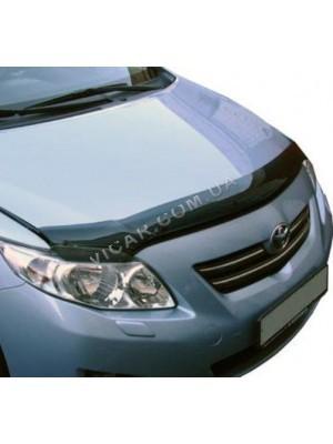 Дефлектор капота Toyota Corolla (07-12)