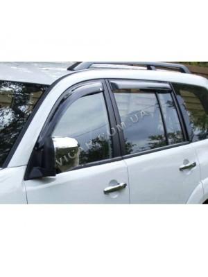 Дефлекторы дверей Mitsubishi Pajero Sport 2008+