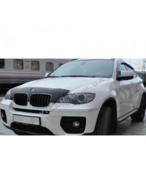 Дефлектор капота BMW X5 (2007...)