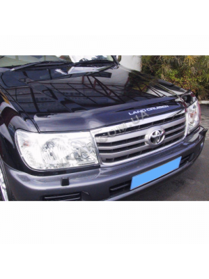 Защита фар Toyota Land Cruiser 100 (97-03)