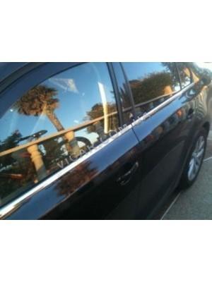 Нижние молдинги стекол Volkswagen Jetta (2005...)