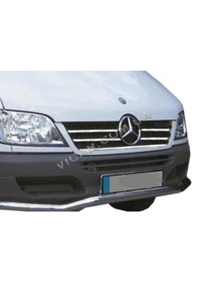 Накладки на решетку радиатора Mercedes Sprinter (2000 -06)