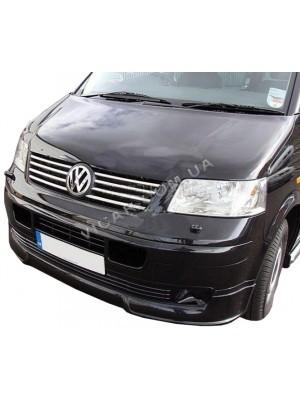 Накладки на решетку радиатора Volkswagen Transporter T5 (2004...