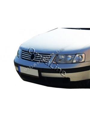 Накладки на решетку радиатора Volkswagen Passat B5 (2000-05)