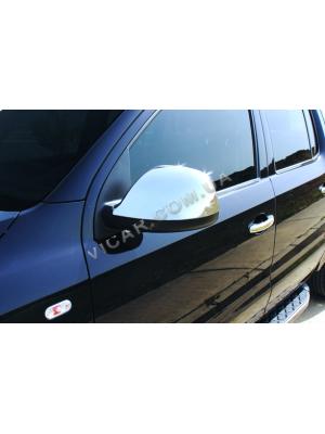 Накладки на зеркала Volkswagen Amarok (2010...)