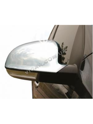 Накладки на зеркала volkswagen passat b7 (2011...)