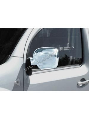 Накладки на зеркала Renault Kangoo (2008...)