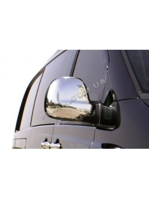 Накладки на зеркала Mercedes Viano (2003-09)