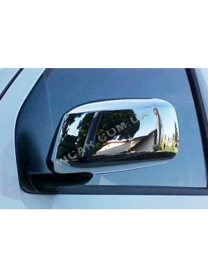 Накладки на зеркала Nissan Pathfinder