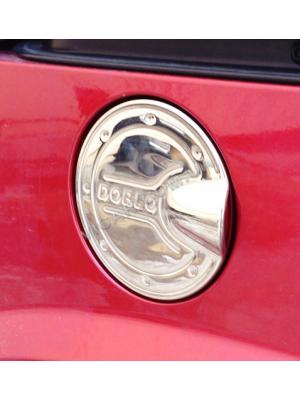 Накладка на лючок бензобака Fiat Doblo (2001+)