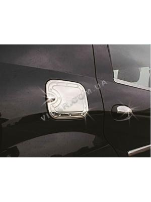 Накладка на лючок бензобака Dacia Logan