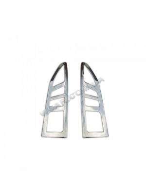 Окантовка задних фонарей Citroen Berlingo (2008...)