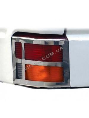 Окантовка задних фонарей Volkswagen Т4 (1992 - 03