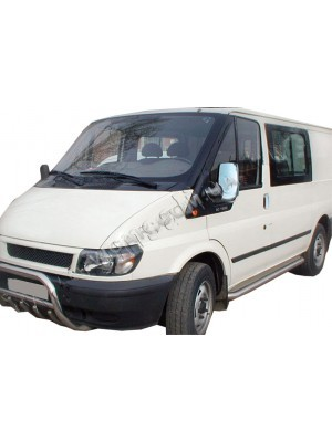 Накладки на зеркала Ford Transit (2000-06)