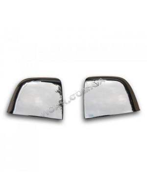 Накладки на зеркала Fiat Doblo (2010...)