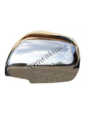 Накладки на зеркала Toyota Camry 40