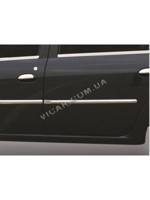 Молдинг дверной Dacia Logan