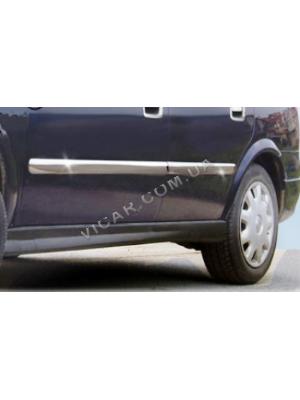Молдинг дверной Opel Astra G