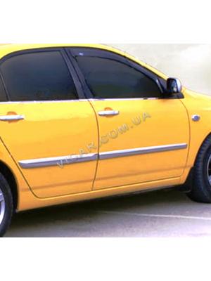 Молдинг дверной Toyota Corolla 2002+