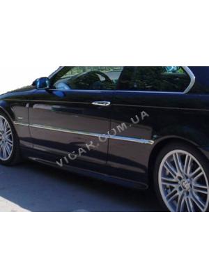 Молдинг дверной BMW 3 серии (Е46)