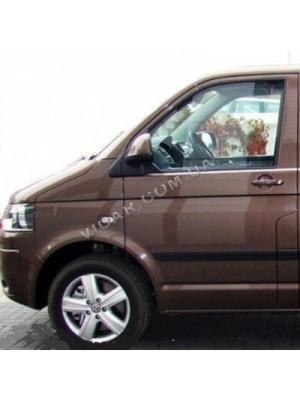 Нижние молдинги стекол Volkswagen T5