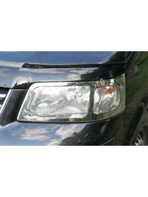 Накладки на передние фонари Volkswagen T5