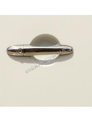 Накладки на дверные ручки Mercedes Vito