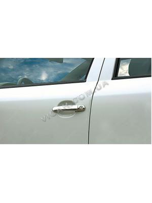 Накладки на дверные ручки Skoda Oktavia A5