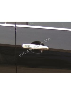 Накладки на дверные ручки Chevrolet Aveo