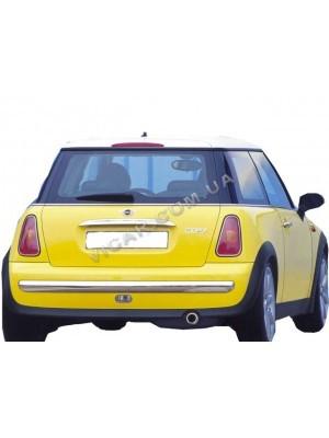 Накладка над номером Mini Cooper (2001...)