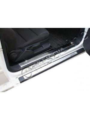 Накладки на пороги Audi A3 (2004...)