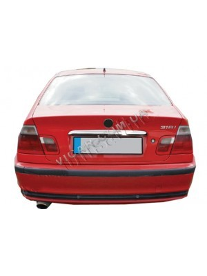 Планка над номером на крышку багажника  BMW 3 серии E-46 (1999+)
