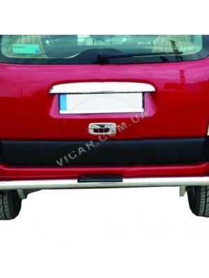 Планка над номером на крышку багажника Berlingo (2002...