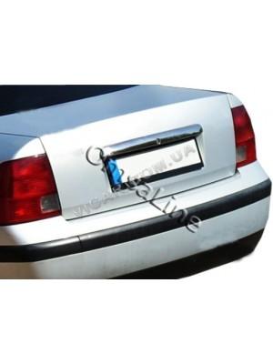 Планка над номером на крышку багажника  Volkswagen Passat B5 (20