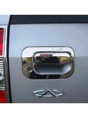 Накладка на ручку двери багажника Chery Tiggo