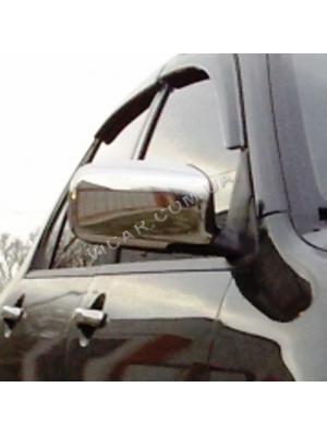 Накладки на зеркала Mitsubishi Lancer 9
