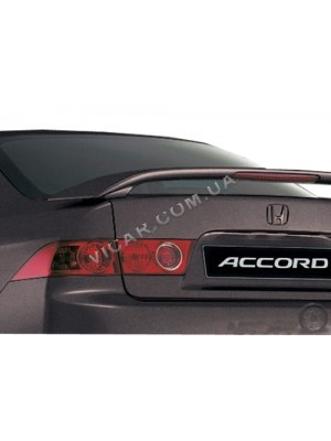 Спойлер со стопом Honda Accord Euro (2003...)