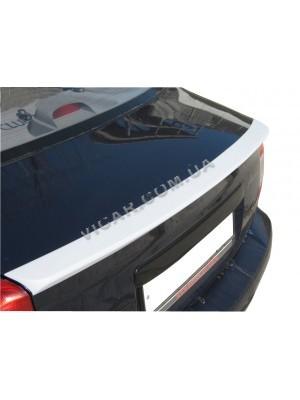 Сабля на край багажника Hyundai Accent (2011...)