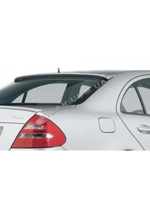 Козырек заднего стекла Mercedes W211 (2002-09)