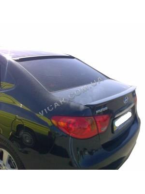 Сабля на край багажника Hyundai Elantra (2007-10)