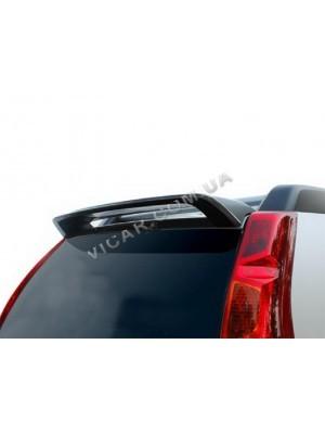 Спойлер на заднюю дверь Nissan X-trail (2007...)