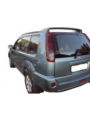 Спойлер на заднюю дверь Nissan X-trail (2003-07)