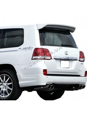 Спойлер на заднюю дверь Toyota LandCruiser 200 (2007...)